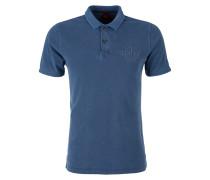 Slim: Poloshirt aus Piqué