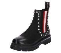 Boots rot / schwarz