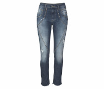 Jeans 'p91F' blue denim