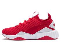 Sneaker 'Defy' rot / weiß