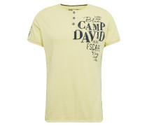 Shirts gelb / schwarz