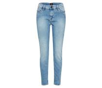 Jeans 'scarlett' hellblau