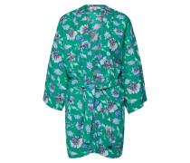 Kimono blau / türkis / grün