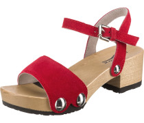 Penny Klassische Sandaletten rot