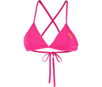 'Rule Breaker' Bikini Oberteil pink