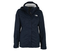 3-in-1-Funktionsjacke navy / grau