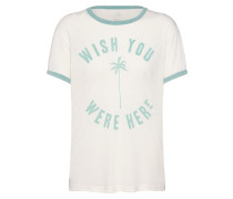 Shirts 'turn Around' weiß