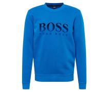 Sweatshirt 'Weaver 10212390 01' blau
