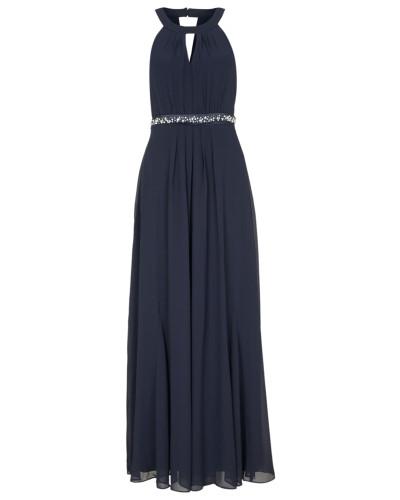 Abendkleid nachtblau