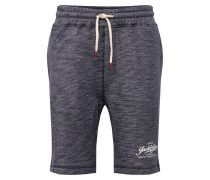 Shorts navy / grau