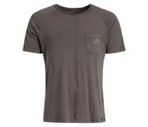 T-Shirt 'save' grau