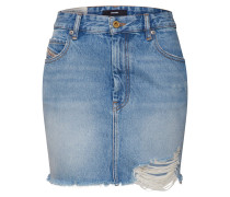 Rock 'de-Elle' blue denim