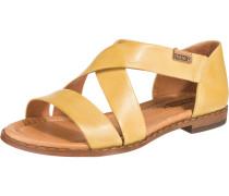 Sandalen 'Algar' gelb