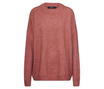 Pullover 'lakely' rostbraun