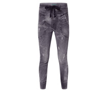 Jeans grau / anthrazit / grey denim