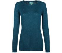 Pullover grün / petrol / smaragd