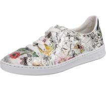 Sneaker 'Bouquet' mischfarben / weiß