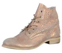 Stiefelette rosegold