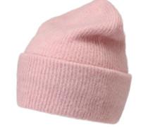 Strickmütze 'Josefine' rosa