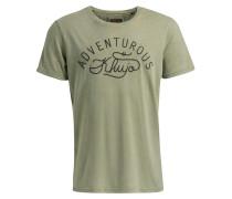 Shirt 'tover' oliv
