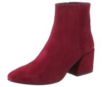 Ankle Boot 'Olivia' dunkelrot