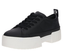 Sneaker 'merley' schwarz / weiß