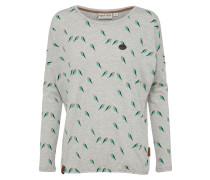 Sweater 'Yamuk des Grauens' graumeliert