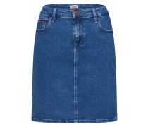 Rock 'tjw Classic Denim Skirt Octdk'