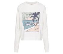 Sweatshirt 'LS SEA Side' offwhite