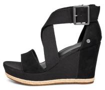 Sandalette 'Calla' schwarz