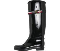 Boots rot / schwarz / weiß