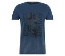 T-Shirt 'mafeze T/s' indigo
