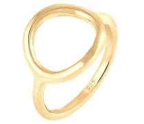 Ring 'Kreis' gold