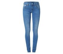 'Touch' Jeans blue denim