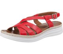 Sandalen rot