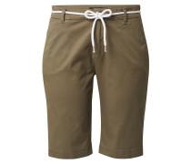 Chino-Shorts 'Onlparis' braun