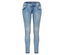 Jeans 'Touch' blue denim