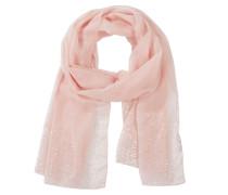 Feiner Schal rosa