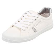 Sneaker 'dayton' silber / weiß