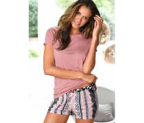 Pyjama mischfarben / rosa