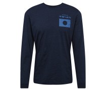 Shirt 'Bosozoku Dream TS LS' indigo