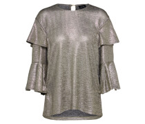 Shirt 'milly Top' gold