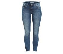Skinny Jeans 'ONLKendell' blau / blue denim