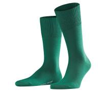 Socken 'Airport' grün