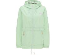 Windbreaker mint / grün