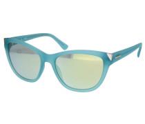 Sonnenbrille 'gu7398-85X' türkis
