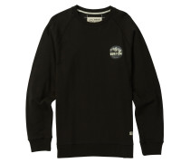 Taproot Organic Sweatshirt schwarz