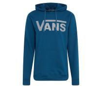 Sweatshirt dunkelblau / grau