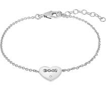 Armband Silver Diamonds silber