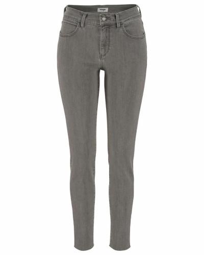 Jeans 'High Rise Skinny' dunkelgrau